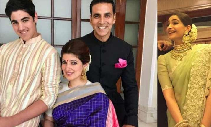 Akshay Kumar scared of wife Twinkle Khanna, says Sonam