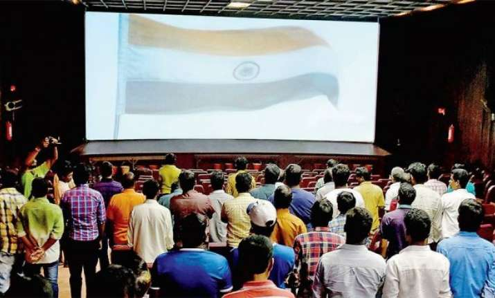 Centre urges SC to scrap mandatory national anthem in