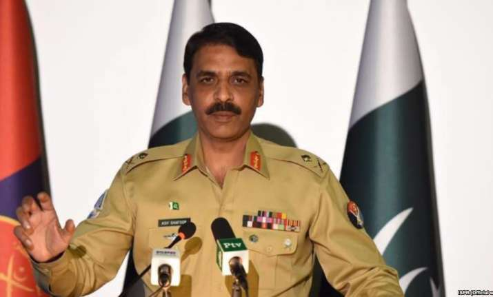 Inter-Services Public Relations (ISPR) Director General