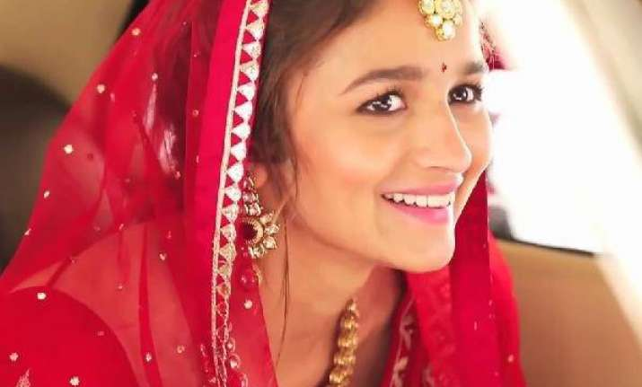 Alia Bhatt shares skin care secrets for winter brides