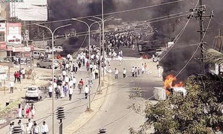Bhima Koregaon caste violence in Pune: Protests in Mumbai,