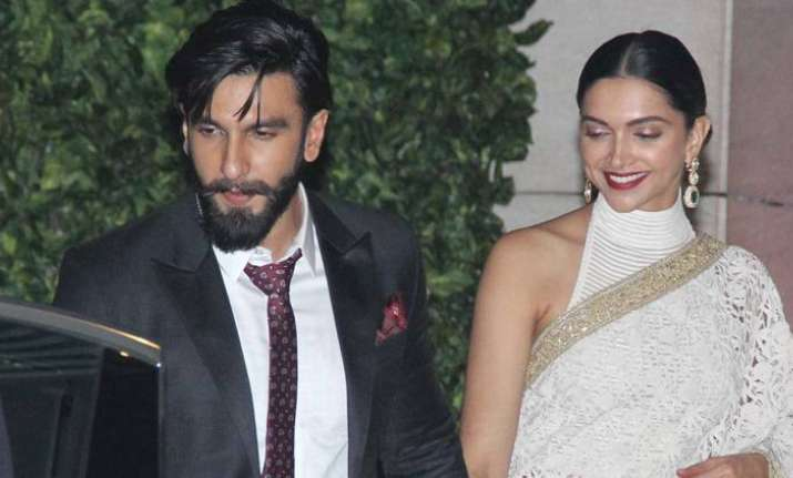 Deepika Padukone and Ranveer Singh (PC: Instagram)