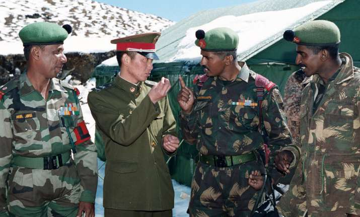 Indian army failed to learn lesson from Doklam: Chinese