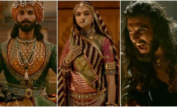 Padmaavat first Indian movie to have a Global IMAX 3D releas
