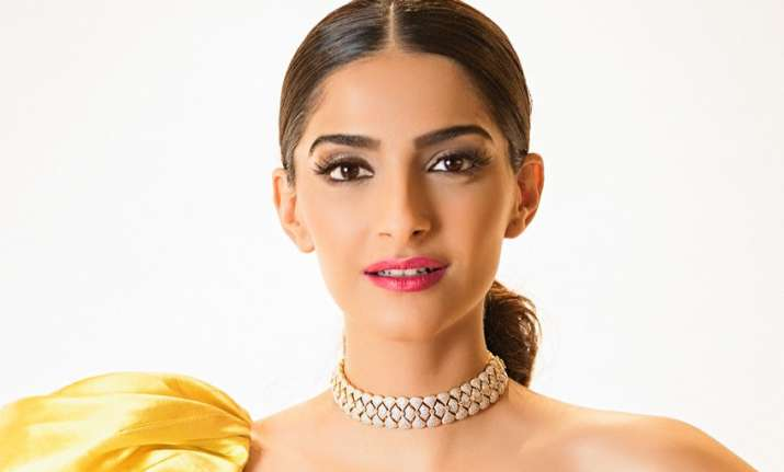 Sonam Kapoor says by educating girls, we empower them to