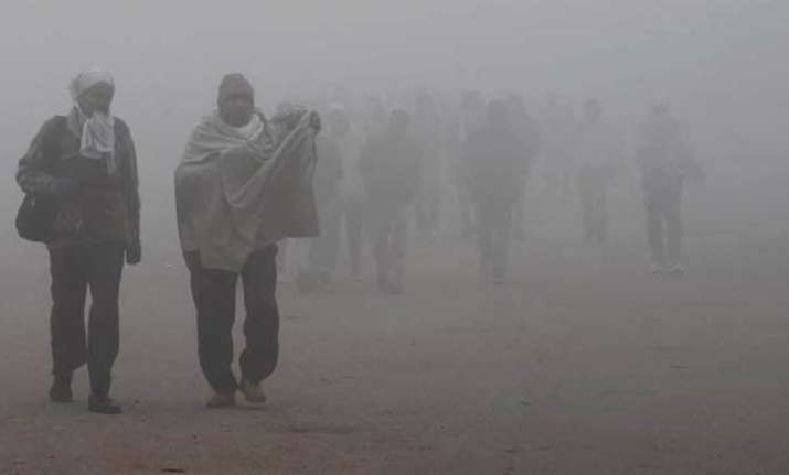 Narnaul and Hisar towns in Haryana saw minimum temperatures