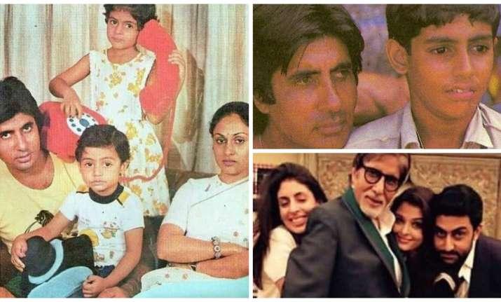 Amitabh Bachchan shares old photos