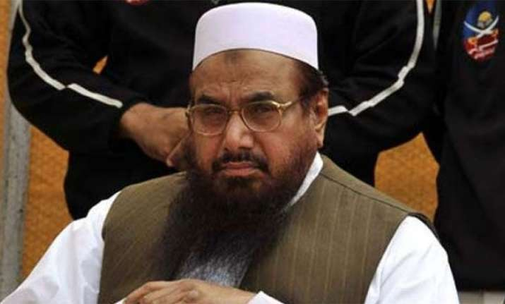 Pakistan bans Hafiz Saeed's JuD, FIF from collecting