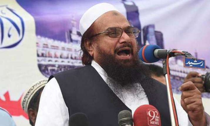 No case against Hafiz Saeed in Pakistan, says Pak PM Shahid