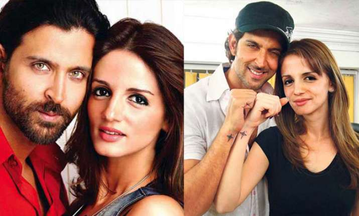Image result for Hrithik Roshan-Sussanne Khan