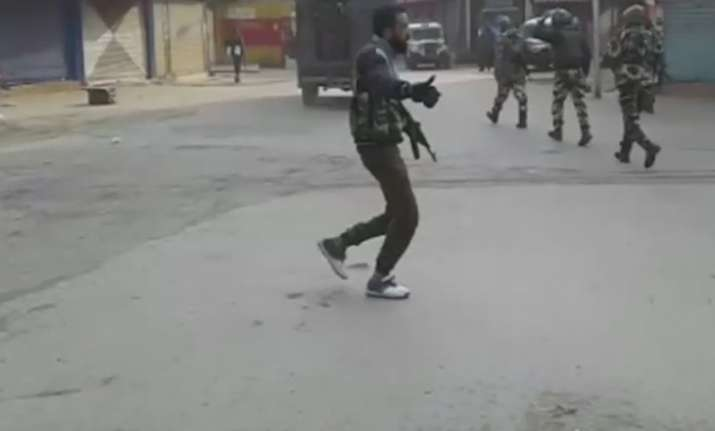 Four policemen killed in IED blast in Jammu and Kashmir's