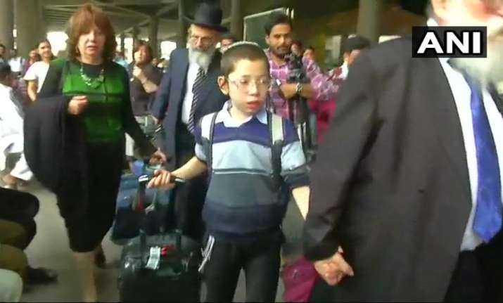 Moshe Holtzberg, the baby who survived 26/11 attack,
