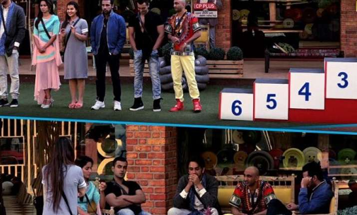Bigg Boss 11 LIVE Updates Episode 92