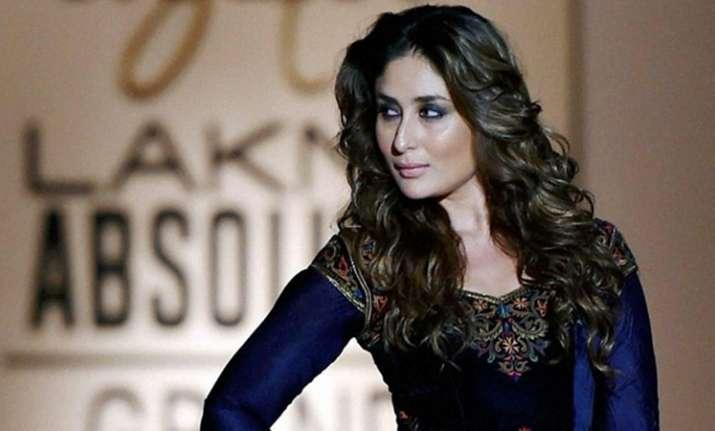 Kareena Kapoor on her return to Lakme Fashion Week: Can't