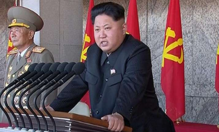 File photo of North Korean dictator Kim Jong Un.