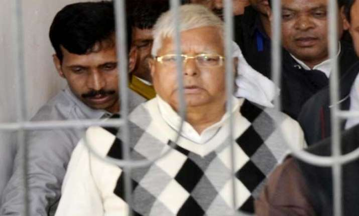 The 69-year-old RJD chief faced five cases in the fodder