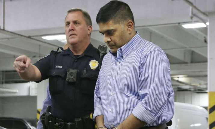 Sherin Mathews' foster father charged with capital murder