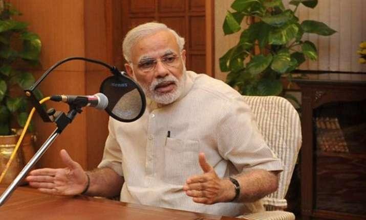 Mann Ki Baat: PM Modi praises women's contribution in