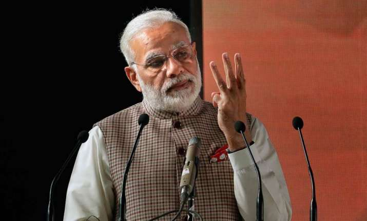 PM Modi ranks third in global leaders survey, pips Donald