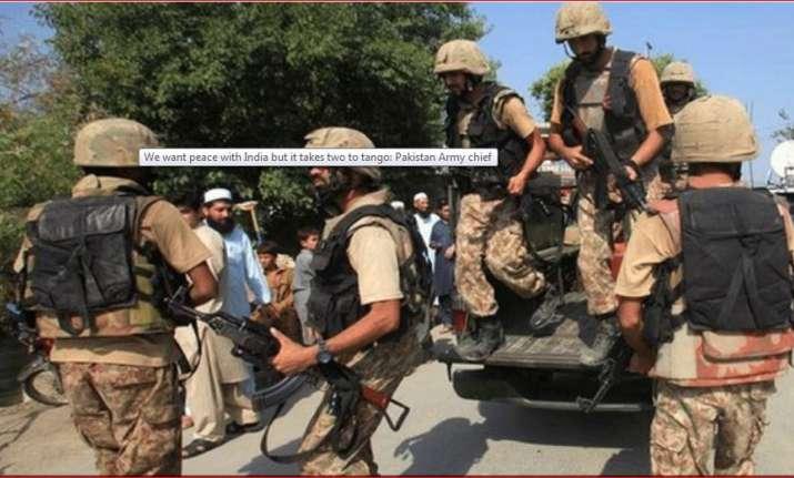 Pak army - File photo