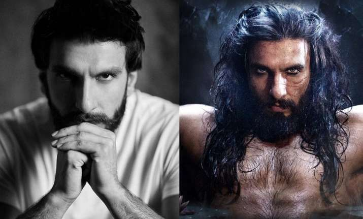 Ranveer Singh's body transformation from Padmaavat to Gully