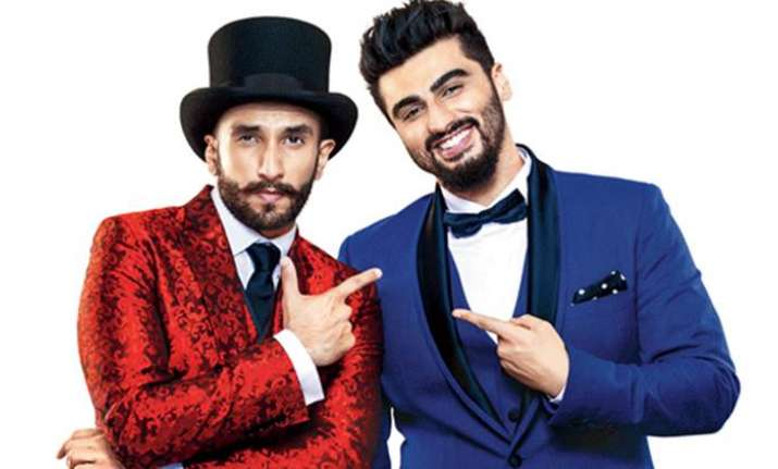 After Gunday, Ranveer Singh and Arjun Kapoor to team up for