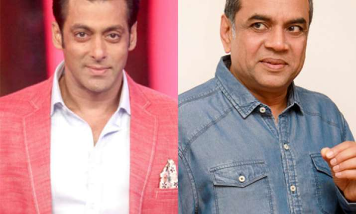 Paresh Rawal credits Salman Khan for Tiger Zinda Hai success