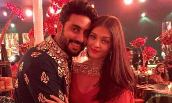 Abhishek Bachchan and Aishwarya Rai Bachchan (PC: Instagram)
