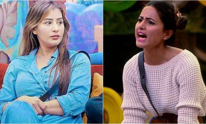Shilpa Shinde on Hina Khan's offensive remark bigg boss 11