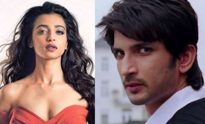 Radhika Apte is not fond of Sushant Singh Rajput's acting
