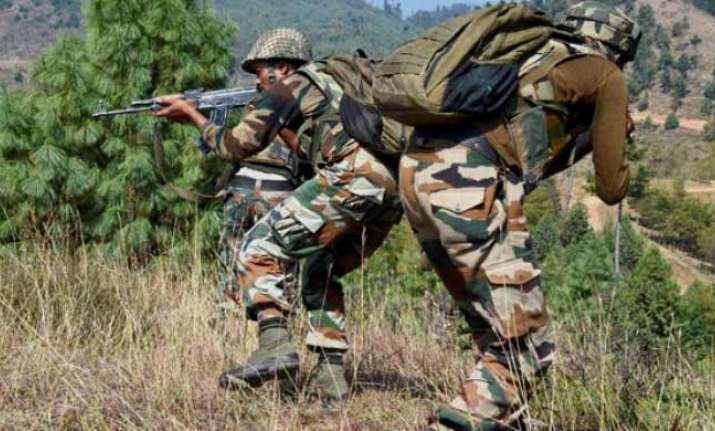 Army major, three soldiers martyred in north Kashmir's