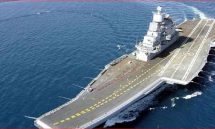 India's first indigenous aircraft carrier Vikrant to be