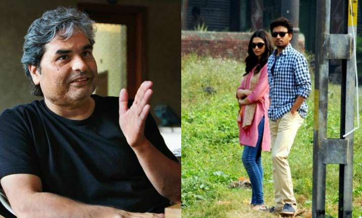Vishal Bhardwaj to direct Deepika and Irrfan in his next