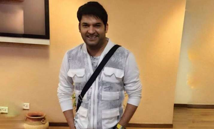 Kapil Sharma back on to TV soon