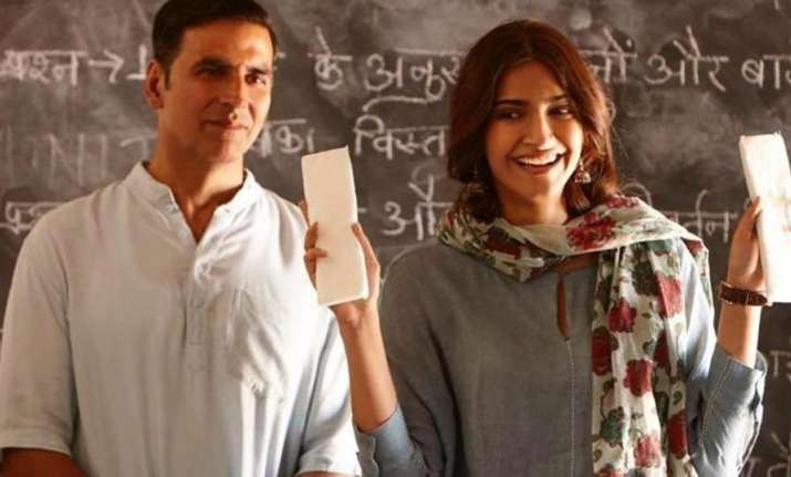 PadMan box-office collection day 3