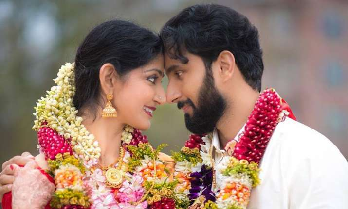 Divya Unni ties the knot for the second time