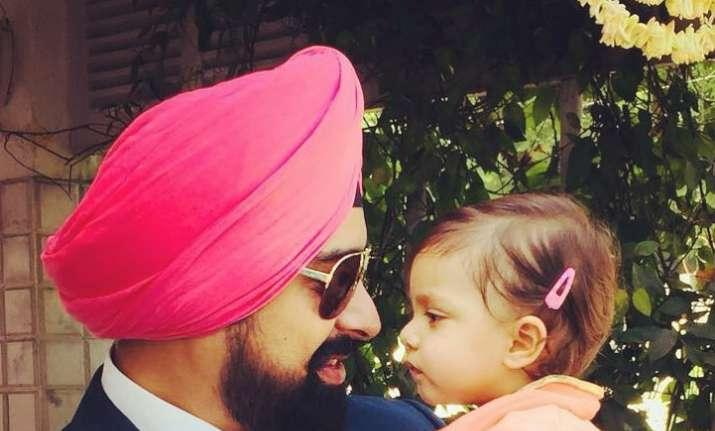 Rannvijay Singha: My daughter Kainaat brings out the best
