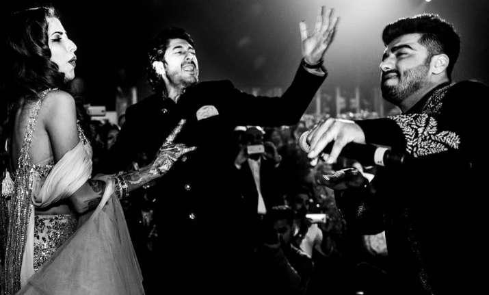 Arjun Kapoor, Mohit Marwah wedding