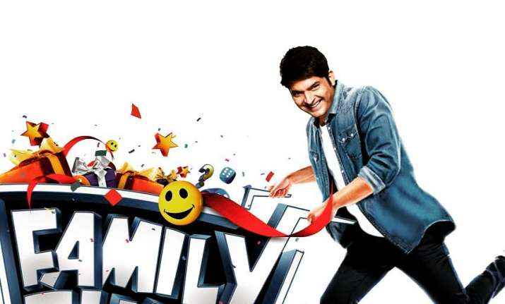 Family Time with Kapil Sharma first look out