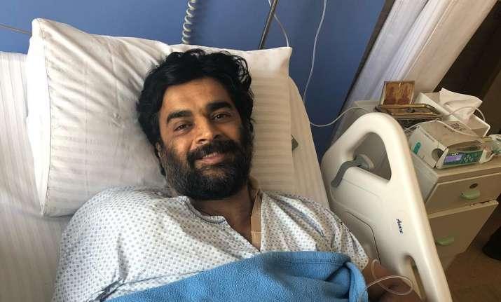 Madhavan shoulder surgery