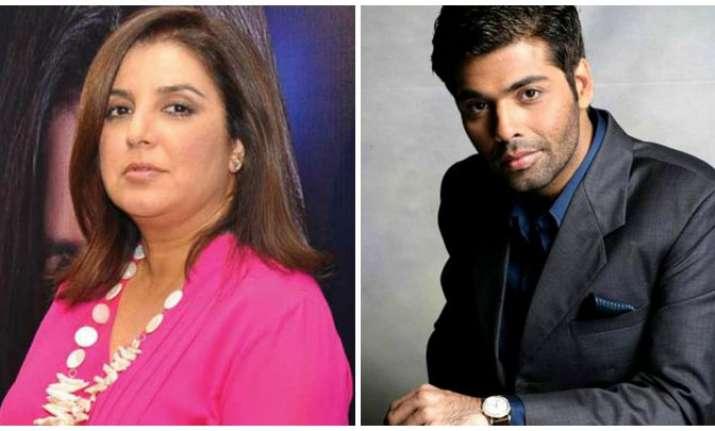 Karan Johar reveals why Farah Khan refused to choreograph