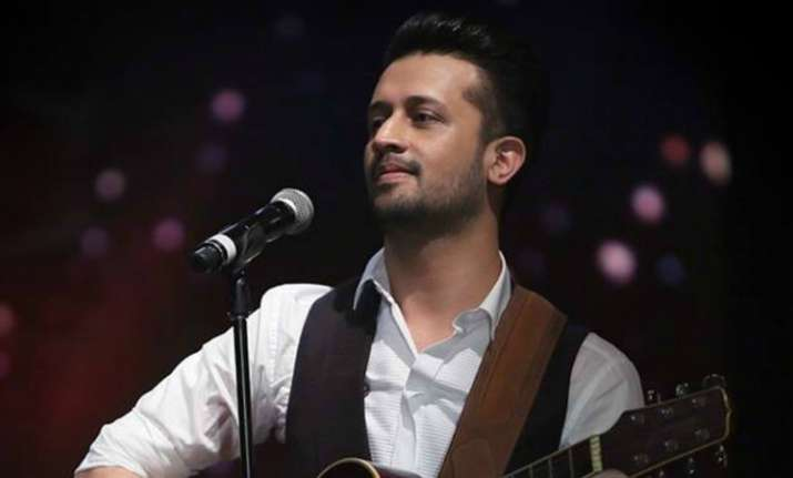 Pakistani singer Atif Aslam refuses to promote Bollywood