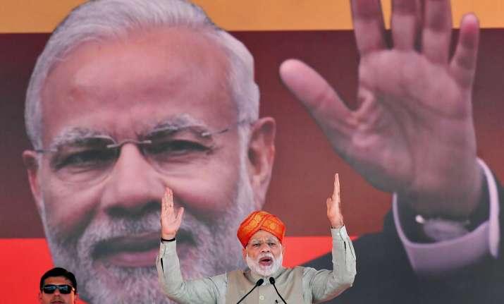 Karnataka Assembly Polls: PM Modi steps up attack Congress,