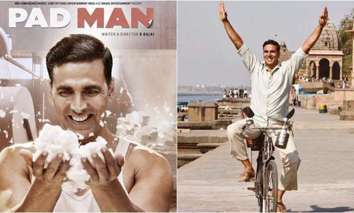 PadMan Akshay Kumar feels entertainment is the best way to