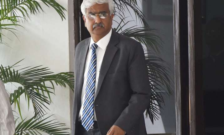Delhi Chief Secretary Anshu Prakash exits after meeting Lt