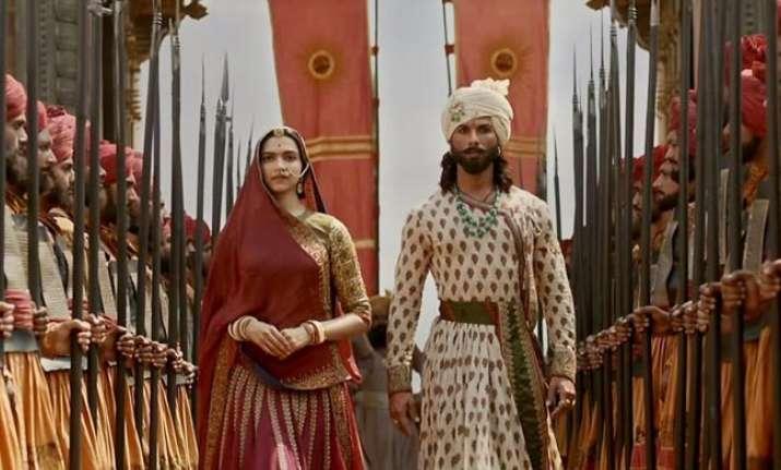 Padmaavat, Sanjay Leela Bhansali, Shahid kapoor, Deepika
