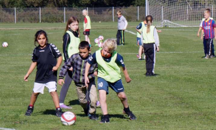 positive effects of sports on kids
