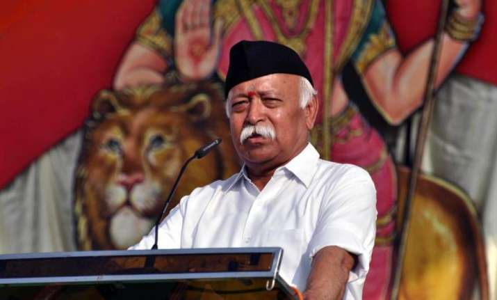 Sangh can prepare an army within 3 days, says RSS chief