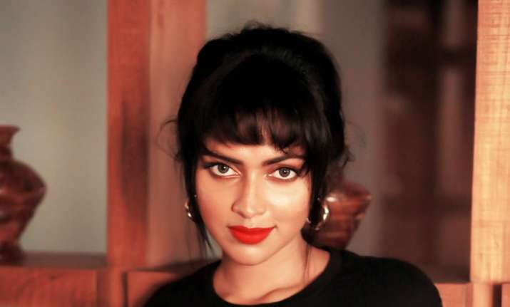 Actress Amala Paul files workplace sexual harassment
