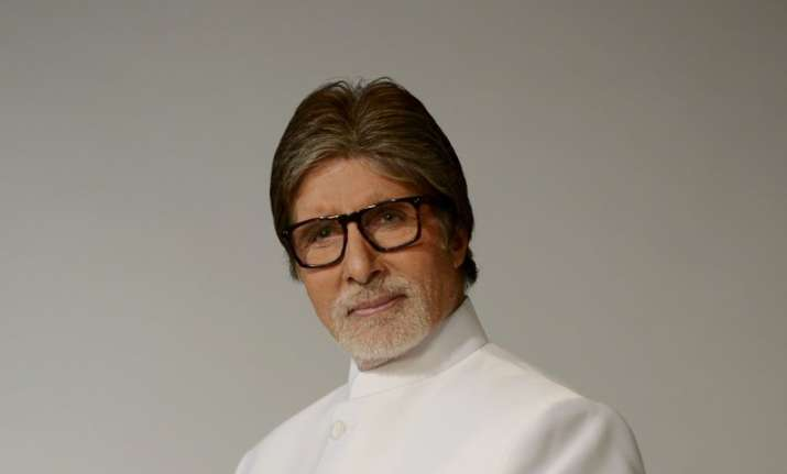 After Thugs of Hindostan, Amitabh Bachchan all set to start